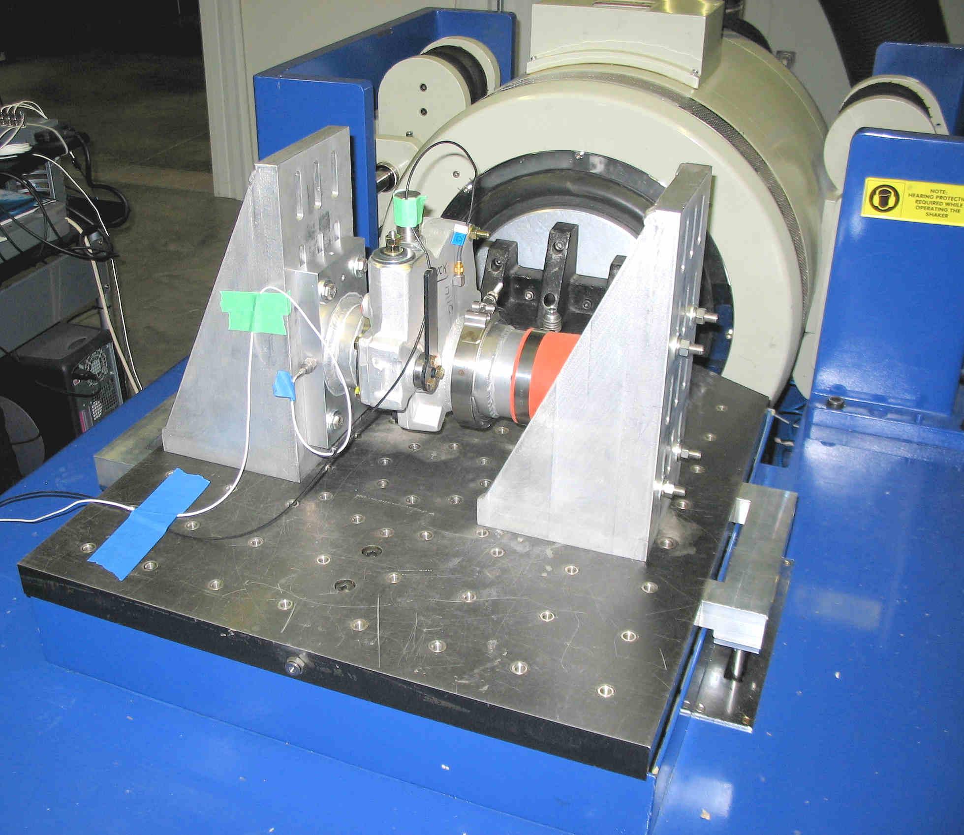 Vibration Testing Electro Dynamic Shaker System
