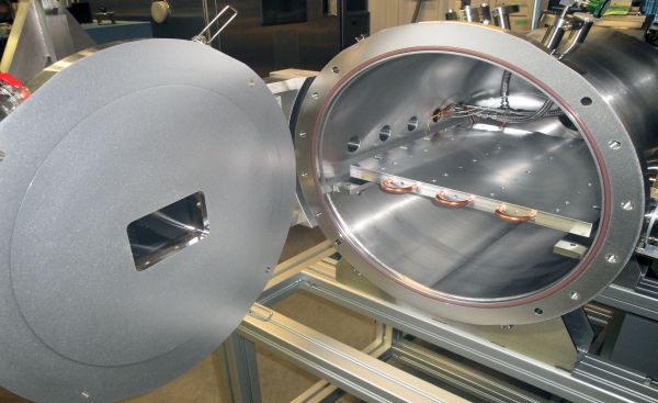 DES's Thermal Vacuum Chamber (TVAC)