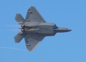 F22 Raptor Plane - Sinusoidal Vibration Basics